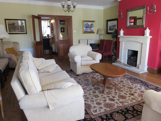 Bunratty Manor Hotel : Comforts of home