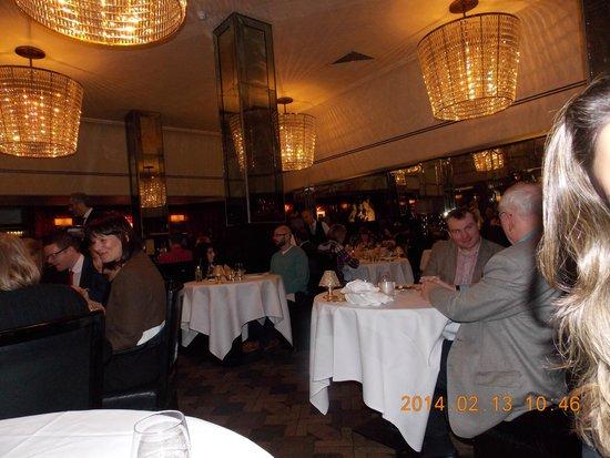 The Savoy Grill : Salão