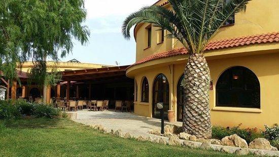 L'Oasi Di Selinunte - Club Marmara Sicilia : restauration