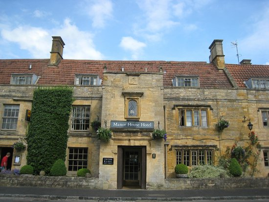 The Manor House Hotel: Hotel