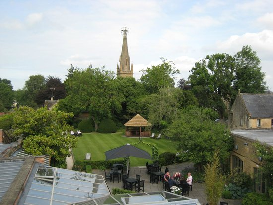 The Manor House Hotel : View