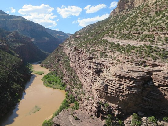 Dinosaur River Expeditions : Lodore Canyon