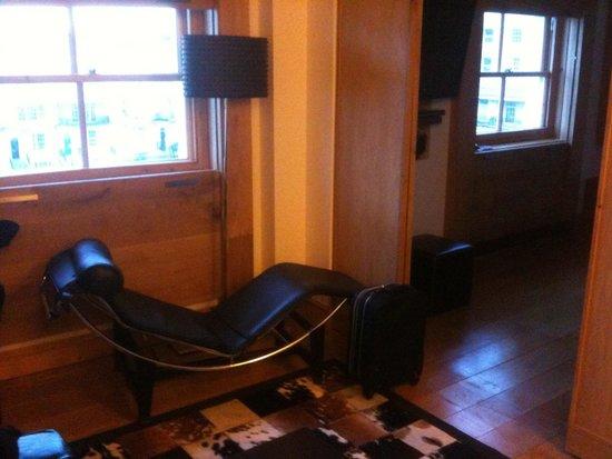 Hotel Una : Orinocco room