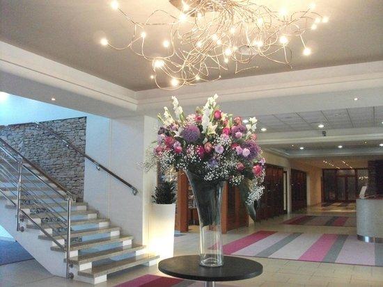 Park Plaza Medulin: Hotel reception area