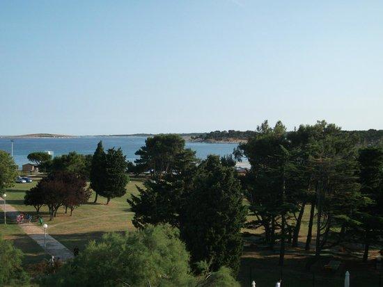 TUI SENSIMAR Medulin: Sea view from 3rd floor room