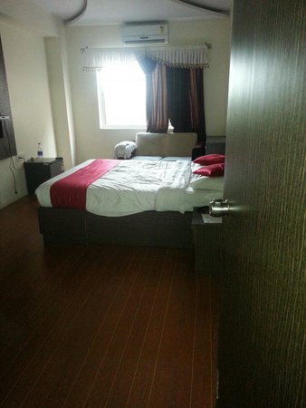 Hotel MB International: room no. 307