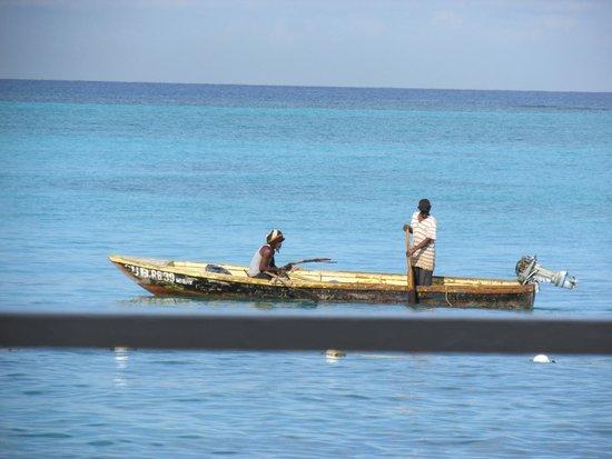 Royal Decameron Montego Beach : Deep Sea Fishermen