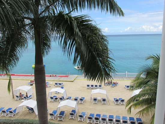 Royal Decameron Montego Beach : View from the room!