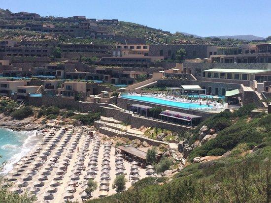 Daios Cove Luxury Resort & Villas : Übersicht