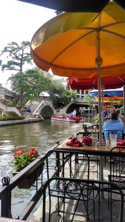 Casa Rio : Seated by the River