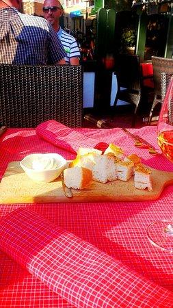 Bistro Pampus : Brood vooraf