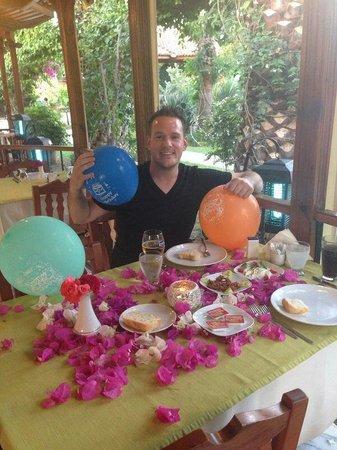 Hotel Asur /Assyrian Hotel: My 30th birthday at Asur