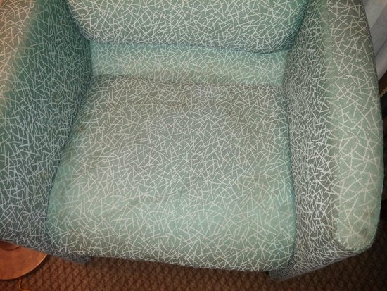 Ramada Tukwila Southcenter : one of the chairs