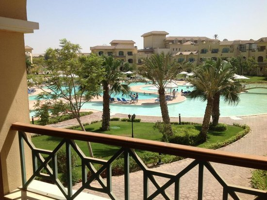 Movenpick Hotel & Casino Cairo-Media City : Moevenpick  October