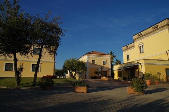 Villa Fiorita Hotel : le site
