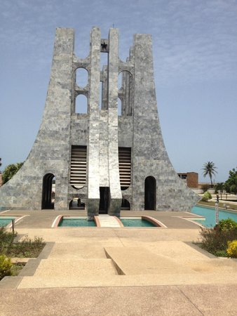 Dr. Kwame Nkrumah's Mausoleum - Picture of Dr. Kwame ...