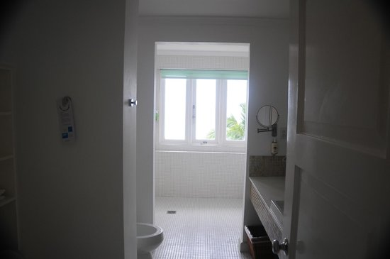 Couples Tower Isle: The bathroom in our one bedroom suite.