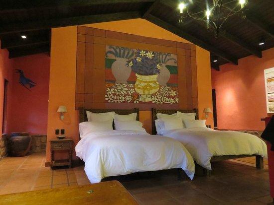 Sol y Luna - Relais & Chateaux : Bedroom suite
