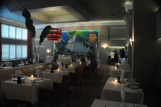 Couples Tower Isle: The Seven Rivers restaurant.