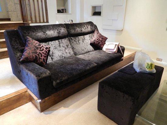 Boringdon Hall Hotel and Spa: lounge
