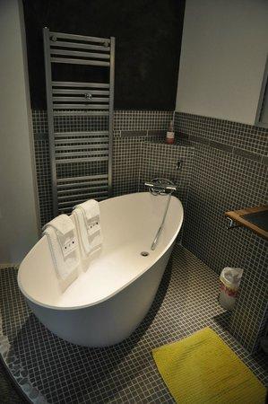 SO-Arts : Salle de bains de la chambre Jade
