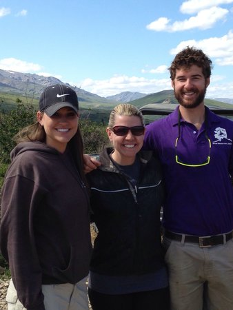Denali ATV Adventures : Best guides with Danae and Steve!