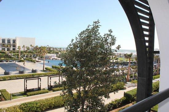 Sofitel Agadir Thalassa Sea & Spa : Der Blick vom Balkon