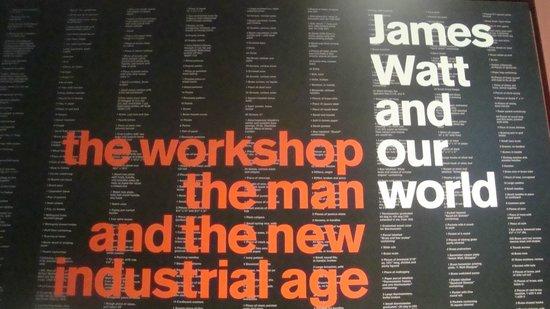 Science Museum: James Watt