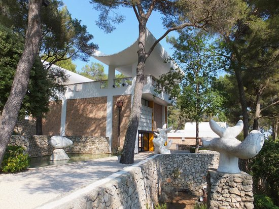 Fondation Maeght : The museum