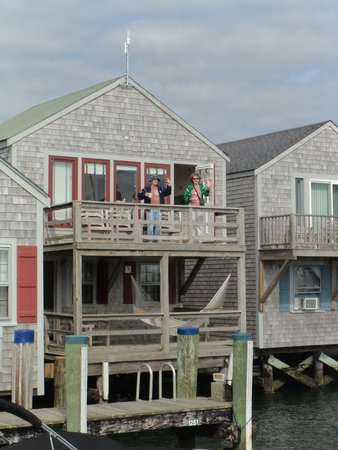 The Cottages at Nantucket Boat Basin: Exterior view