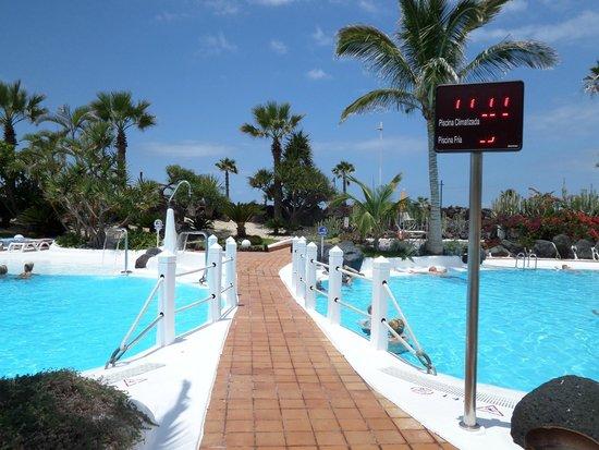 Parque Santiago Villas: pool