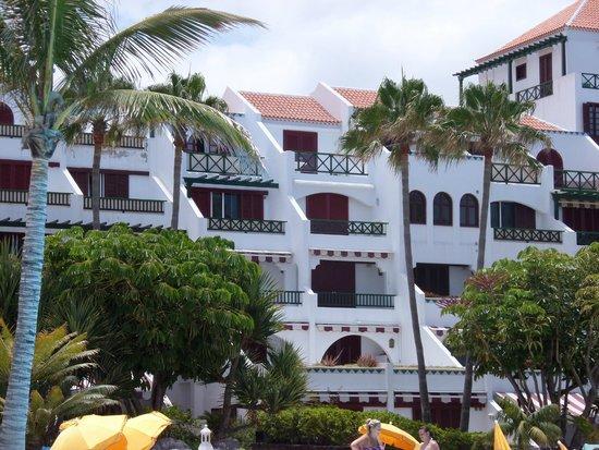 Parque Santiago Villas: hotel