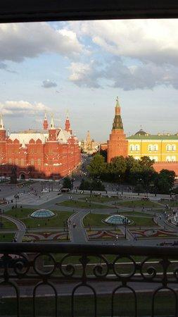 Kremlin Walls and Towers : Kremlin walls