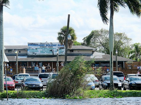 Everglades Holiday Park : This is it!