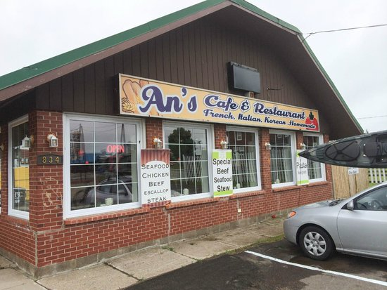 An's Restaurant: An's Cafe and Restraunt