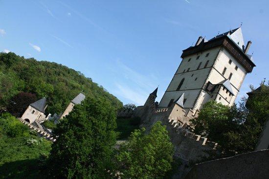 Prague Arts Tour - Jana Preti: Karlštejn Castle