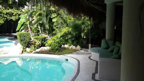 La Tortuga Hotel & Spa: piscina