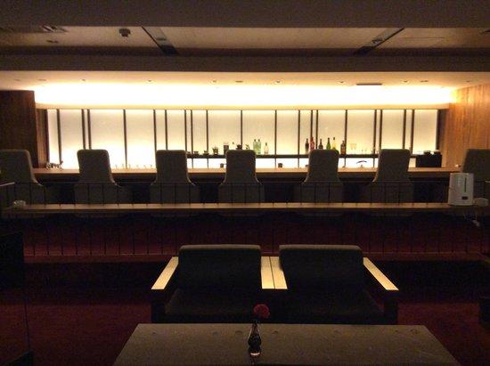 Hakodate Kokusai Hotel: ラウンジ