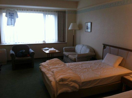 Hakodate Kokusai Hotel: 西館ツイン2