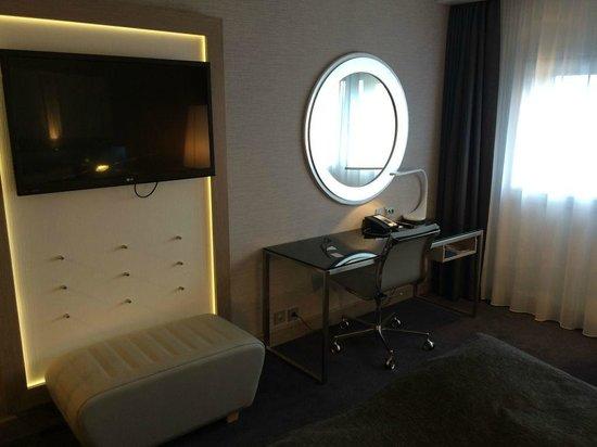 Radisson Blu Airport Hotel, Oslo Gardermoen: stilvolle Einrichtung