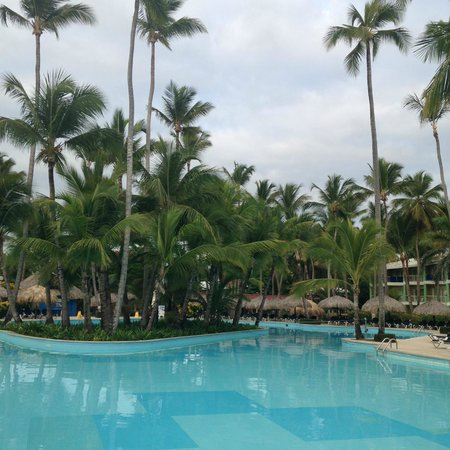 Grand Palladium Palace Resort Spa & Casino : Piscina Punta Cana