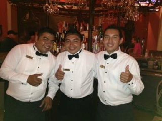 The Royal Playa del Carmen: The 3 Amigos