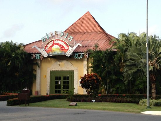 Grand Palladium Palace Resort Spa & Casino : Discoteca no Bávaro