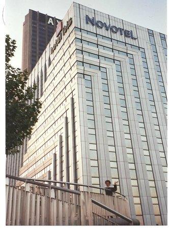 Novotel Paris La Defense: frente del hotel