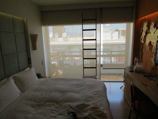 New Hotel: stanza Nr. 612