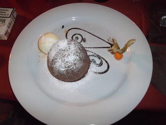 Part Café: souffle al cioccolato