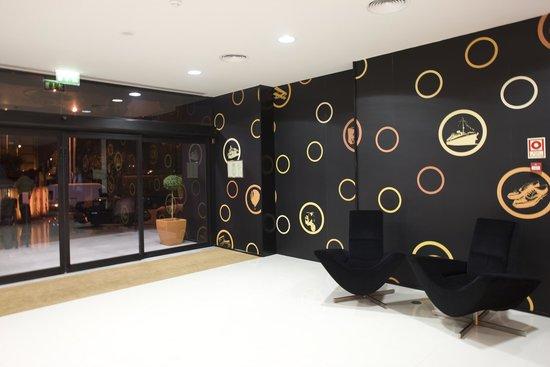 Star Inn Porto: Lobby