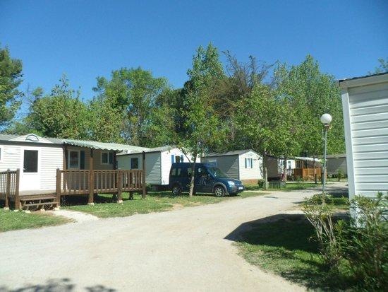 Camping Les 7 Fonts Mobilhomes Picture Of Parc Des Sept Fonts Agde Tripadvisor
