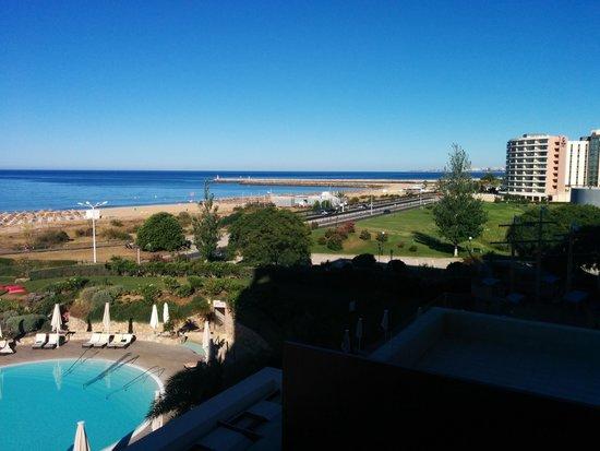 Crowne Plaza Vilamoura - Algarve: View From Balcony Towards Marina