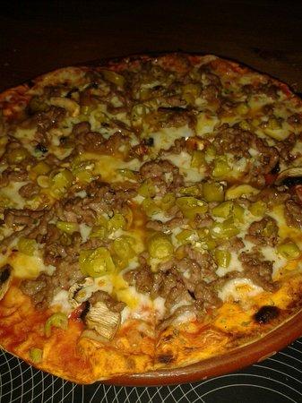 Pizza piamontesa fotograf a de pizzeria la nonna palencia tripadvisor - Pizzeria la nonna ...